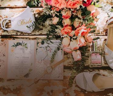 Invitations & Wedding Essentials